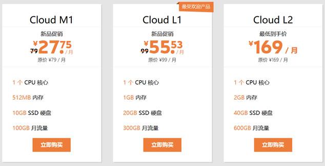 SugarHosts糖果主机香港云服务器年付499元 适合建站使用