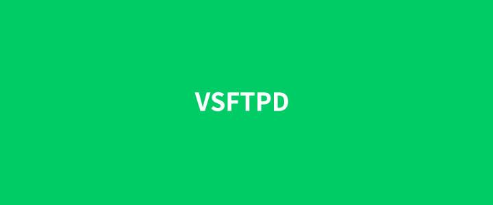 如何在 Ubuntu 20.04 安装 VSFTPD 且配置FTP文件服务器